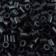 περίπου 500pcs / τσάντα 5 χιλιοστών μαύρες χάντρες ασφάλεια χάντρες hama diy παζλ eva υλικό safty για τα παιδιά σκάφος