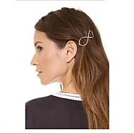 Femme Alliage Elégant Pince à Cheveux / Barrettes / Barrettes