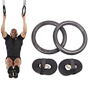 KYLIN SPORT™ Protable Olympic Gymnastic Rings for Crossfit Gym Shoulder Strength Training Crossfit Pullup Bar
