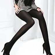 Mulheres Meia Calça-Sólido Média