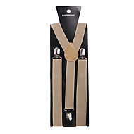cheap Men's Accessories-Suspender Solid Classic Party Business / Ceremony / Wedding Men's Costume Jewelry