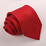 Pánské Party Pracovní Kravata - Jednobarevné Polyester