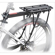levne Cyklistické potřeby-Bike Cargo Rack Nastavitelná Horské kolo / Silniční kolo Hliníková slitina Černá