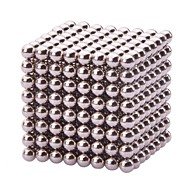 cheap -Magnet Toy Magnetic Balls 216/512pcs 3mm / 5mm Neodymium Magnet / Magnet Creative / Magnetic / intelligent Gift