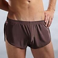 男性のセクシーかつ円滑なホームarrowパンツ