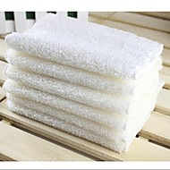 cheap Kitchen Cleaning Supplies-Bamboo Fiber Washing Cloth,Bamboo Fiber 15.5×18×0.5 CM(6.1×7.1×0.2 INCH)