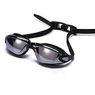 משקפי שחייה לנשים נגד ערפל / נגד שחיקה / עמיד למים / עדשה מקוטבת סיליקה ג'ל PC Others Others