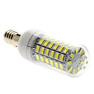 billige Kornpærer med LED-1pc 5 W 450 lm E14 LED-kornpærer T 69 LED perler SMD 5730 Naturlig hvit 220-240 V
