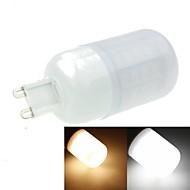 billige Kornpærer med LED-SENCART 1pc 3.5W 350lm G9 LED-kornpærer 40 LED perler SMD 5630 Dekorativ Varm hvit / Kjølig hvit 220-240V / RoHs