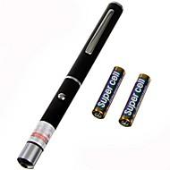 levne Laserová ukazovátka-ls328 single purple laserové ukazovátko pero (5 mW, 405, 2xAAA, černá)