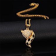 Žene imitacija Diamond Umjetno drago kamenje Moda Zlato Pink Jewelry Special Occasion Rođendan