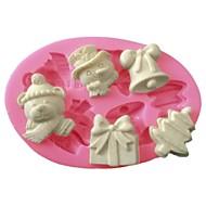 billige -Bakeware verktøy Plast Kake Cake Moulds 1pc