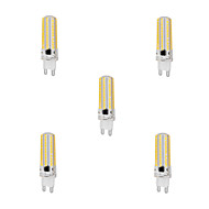 YWXLight® G9 LED Corn Lights 152 SMD 3014 1000 lm Warm White Cold White Dimmable AC 220-240 V