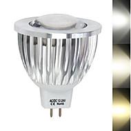 voordelige LED-lampen-450-680 lm LED-spotlampen MR16 1led leds COB Warm wit Koel wit AC 12V DC 12V