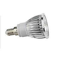 5W E14 LED bodovky 1 lED diody COB Teplá bílá Chladná bílá 450-500lm 2800-3500/6000-6500K AC 85-265V