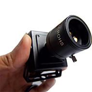 billige IP-kameraer-Motion Detection/Dobbeltstrømspumpe/Fjernadgang/IR-klip/Plug and play Mini - Innendørs - IP-kamera