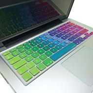 "coosbo® Švedski cover šarene silikonska tipkovnica kože EU Raspored za 13 ""/ 15"" / 17 ""mac MacBook Air Pro / mrežnica / iMac G6"