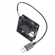 6cm chłodzenia obudowy komputera wentylator 5V