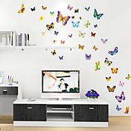 Tiere Cartoon Design Wand-Sticker Tier Wandaufkleber Dekorative Wand Sticker, Vinyl Haus Dekoration Wandtattoo Wand