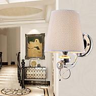 Krystall / LED Vegglamper,Moderne/ Samtidig E26/E27 Metall