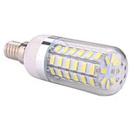 billige Kornpærer med LED-YWXLIGHT® 1pc 12 W 1200 lm E14 LED-kornpærer T 56 LED perler SMD 5730 Varm hvit / Kjølig hvit 220-240 V / 110-130 V / 1 stk.