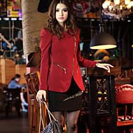 Jakna Žene-Chic & Moderna Jednobojni Classic Style