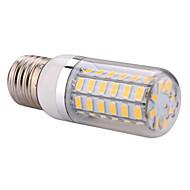 billige Kornpærer med LED-YWXLIGHT® 1pc 12 W 1200 lm E26 / E27 LED-kornpærer T 56 LED perler SMD 5730 Varm hvit / Kjølig hvit 220-240 V / 110-130 V / 1 stk.