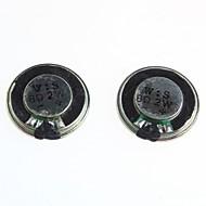 8 rhms 2.8 סנטימטר / קוטר 2W רמקול (2pcs)