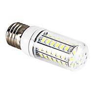 billige Kornpærer med LED-5W 500-550 lm E14 G9 E26/E27 LED-kornpærer T 56 leds SMD 5730 Varm hvit Kjølig hvit AC 220-240V