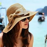 Vimini cappelli / Cappelli con Fantasia floreale 1pc Occasioni speciali / Casual / All'aperto Copricapo