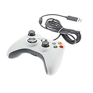 360-2 USB Kontroller - Xbox 360 1.8M Gaming Håndtag Tilkoblet #