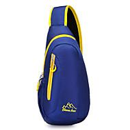 Mulher Bolsas Todas as Estações Fibra Sintética Sling sacos de ombro para Esportes Preto Azul Vermelho Escuro