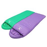 Sovepose Udendørs -10°C~+10°C Rektangulær sovepose Hold Varm Vindtæt Åndbarhed for Rejse Forår Efterår