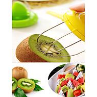 Meyve sebze soyucu kivi soyucu mutfak araç (rastgele renk)