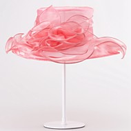 billige Tilbehør! Supersalg-organza hatter headpiece bryllupsfesten elegant klassisk feminin stil