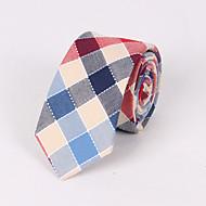 pánské party / večerní svatební formální tocher kontrolovat hubenou kravatu