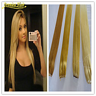 1pc Brazilian Hair Human Hair Extension Multiple Color Available Human Flip In Hair Extensions