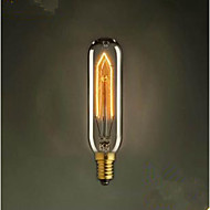 billige Glødelampe-t10 e14 tube 220 v kreativ droplight dekorative lyspære gjenopprette gamle måter