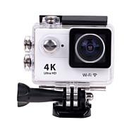 EOSCN H9 Akcija kamere / Sports Camera 12MP 640 x 480 2048 x 1536 3264 x 2448 2560 x 1920 4000 x 3000 1920 x 1080 Wifi 4K 4X 2 CMOS 32 GB