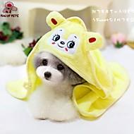 Koira Pyyhe Pyyhkeitä Kannettava Cosplay Keltainen Vihreä Sininen Pinkki