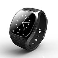 tanie Inteligentne zegarki-Inteligentny zegarek Inteligentne Case Ekran dotykowy Anti-lost Długi czas czuwania Sportowy Rejestrator aktywności fizycznej Rejestrator