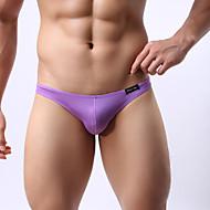 Muškarci Gaće - Jednobojni Umjetna svila 1 komad Super seksi