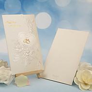Tri preklopa Vjenčanje Pozivnice-Pozivnice Pearl papira