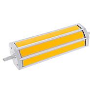 billige Bi-pin lamper med LED-YWXLIGHT® 25 W 2500 lm R7S LED-kornpærer T 3 LED perler COB Dekorativ Varm hvit / Kjølig hvit 85-265 V / 1 stk. / RoHs
