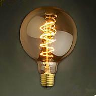 billige Glødelampe-G95 wire 40w retro dekorasjonslampe