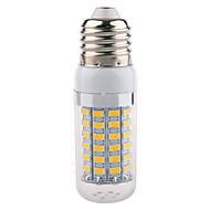 billige Kornpærer med LED-ywxlight® e14 g9 gu10 e26 / e27 ledet maislys 69 smd 5730 1600 lm varm hvit kald hvit dekorativ AC 220-240 AC 110-130 v