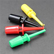 mantık analizörü testi klip - siyah -kırmızı - Yeşil -Sarı (5 adet)