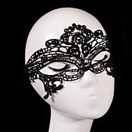 economico Corone, diademi e accessori per capelli sposa-Pizzo Cappelli Maschere with Fantasia floreale 1pc Matrimonio Occasioni speciali Copricapo