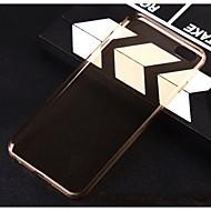 billiga Mobil cases & Skärmskydd-fodral Till iPhone 6s / iPhone 6 iPhone 6 Genomskinlig Skal Ensfärgat Mjukt TPU för iPhone 6s / iPhone 6