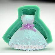 أدوات خبز سيليكون صديقة للبيئة 3D كعكة فطيرة الشوكولاتي الخبز العفن 1PC